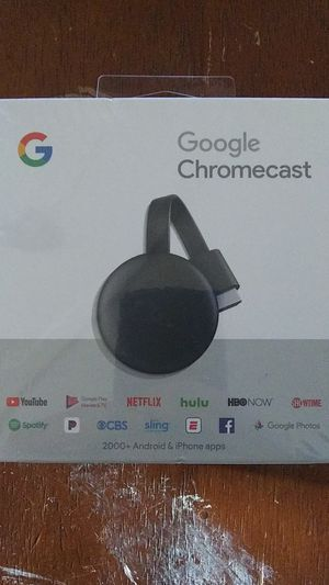 Google Chromecast for Sale in Hemet, CA
