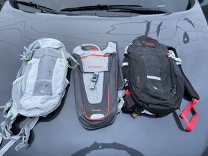 Water Hiking Camping Hydration Backpack for Sale in Bloomington, CA
