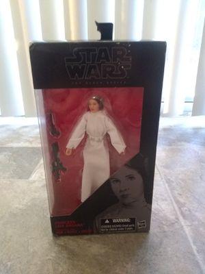 Star Wars The Black Series Princess Leia Organna Brand New for Sale in Fresno, CA