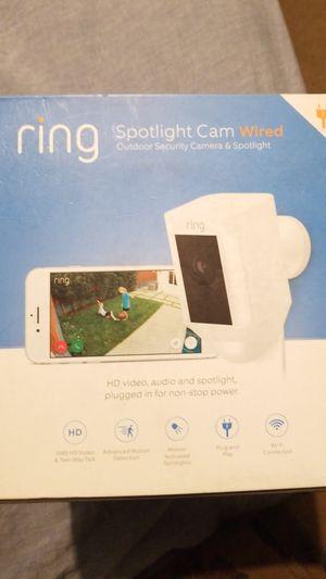 Ring spot light Camara for Sale in Phoenix, AZ