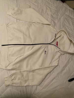 Supreme New York hoody white size L super rare vintage 2004? for Sale in Torrance, CA