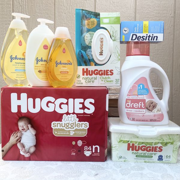 Huggies Size Newborn Bundle📍NO DELIVERY📍LOCATION LISTED BELOW📍