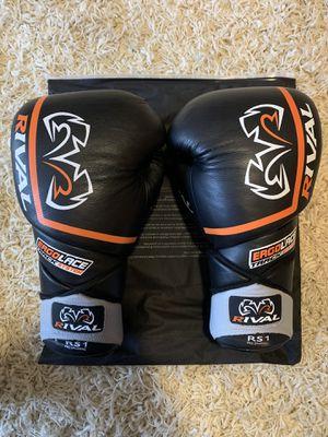Rival Profesional Boxing Gloves 16oz. for Sale in Atlanta, GA