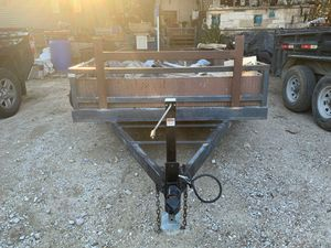 Utility Trailer for Sale in Canyon Lake, TX