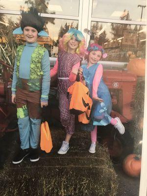 Halloween costumes! Trolls theme! for Sale in Lynnwood, WA