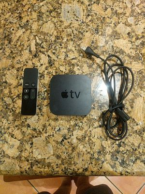 Apple TV 4th Generation 32g for Sale in Miami, FL