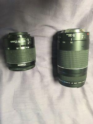 Canon lenses for Sale in Philadelphia, PA
