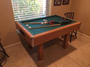 Bumper Pool Table for Sale in Phoenix, AZ