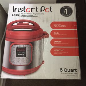 Instant Pot Duo for Sale in Austin, TX
