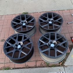 2017 Dodge Charger Scat Pack Rims for Sale in Los Angeles,  CA