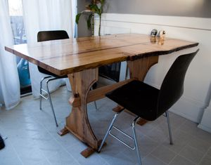 Custom live edge furniture, tables. Custom woodworking for Sale in Seattle, WA