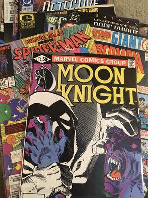 Comics comic books for Sale in San Jose, CA