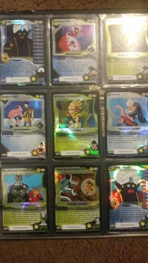 Dragonball Z Cards for Sale in Gilbert, AZ