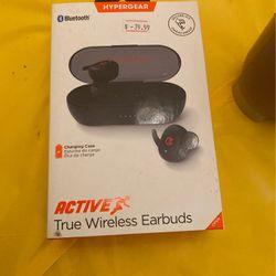HYPERGEAR ACTIVE True wireless earbuds NEW for Sale in El Segundo,  CA