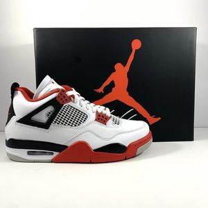 """Jordan 4 """"Fire Red """" 2020 for Sale in Gaithersburg, MD"""
