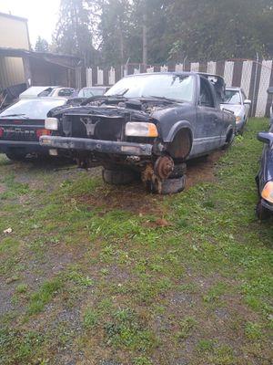 Gmc sonoma parts for Sale in Eatonville, WA