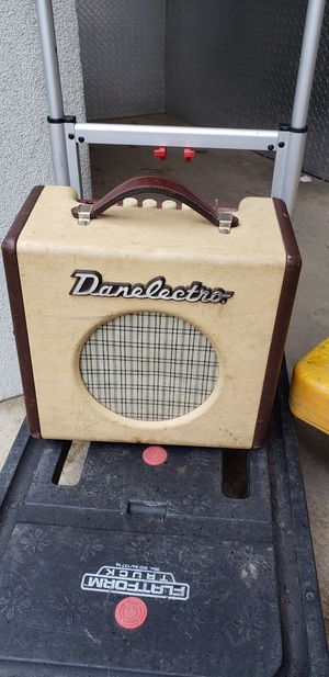 Vintage Danelectra Guitar Amplifier for Sale in Washington, DC