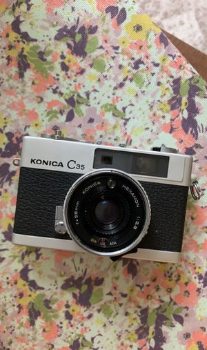 Konica Vintage Camera for Sale in Waterbury, CT
