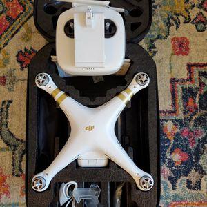 DJI Phantom 3 Professional Camera Drone for Sale in San Jose, CA