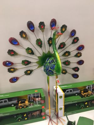 Metal peacock for Sale in Apache Junction, AZ