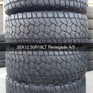 35x12.50r20 for Sale in Riverside, CA