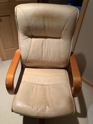 Office chairs ($40 for 2) for Sale in Renton, WA