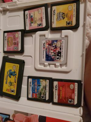 Nintendo 3ds games for Sale in Dallas, TX