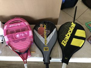 Tennis rackets 3 for Sale in Shadow Hills, CA