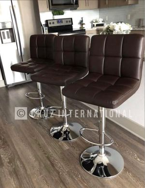 New 3 brown stools for Sale in Orlando, FL