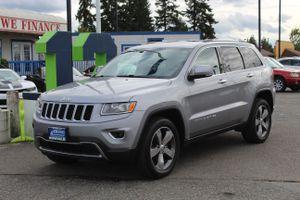 2014 Jeep Grand Cherokee for Sale in Everett, WA
