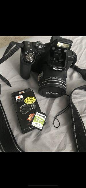 Nikon Coolpix P530 Camera (Slightly Negotiable) for Sale in Phoenix, AZ