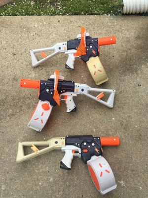 Nerf battery operated water guns for Sale in Chesapeake, VA