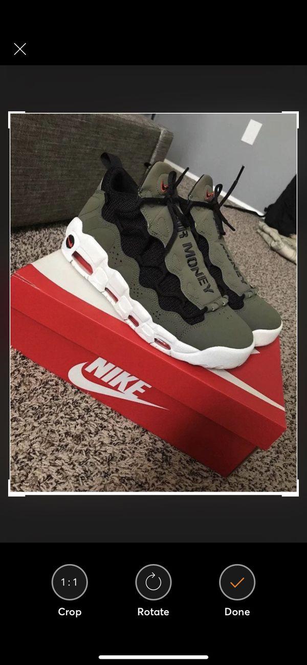 Nike Air Money Size 10