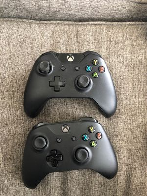 Xbox one controllers for Sale in Rockville, MD