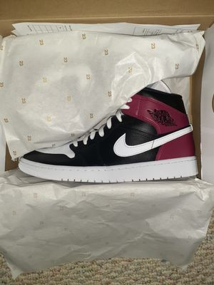 Jordan 1 Mid WM Size 12 for Sale in West Dundee, IL