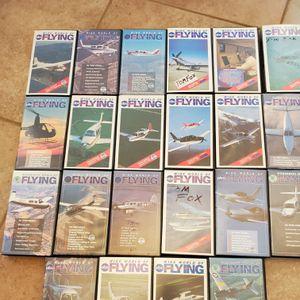 AVIATION VIDEOS VHS for Sale in Laguna Beach, CA