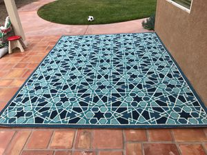 Brand New 9x12 rug indoor/outdoor for Sale in San Diego, CA
