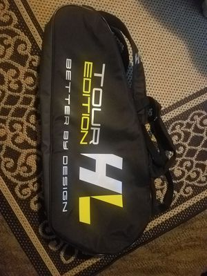 Tennis rackets carrier Hl tour edition for Sale in South Gate, CA
