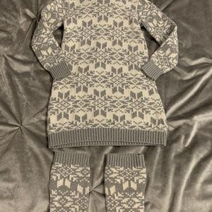 Sweater Dress And Leg Warmers for Sale in Spring Hill, TN