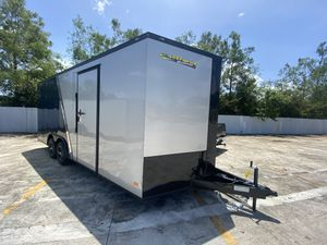 Enclosed Cargo Trailer 8.5x20 for Sale in Pembroke Pines, FL