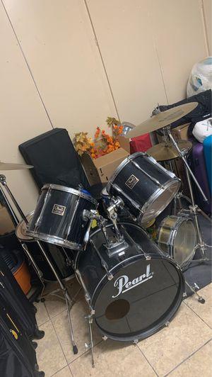 Pearl drum set for Sale in Miami, FL
