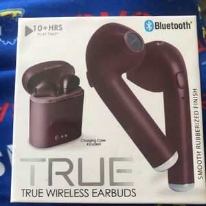 TWS Wireless Earbuds (Brand New In The Box) for Sale in Camby, IN