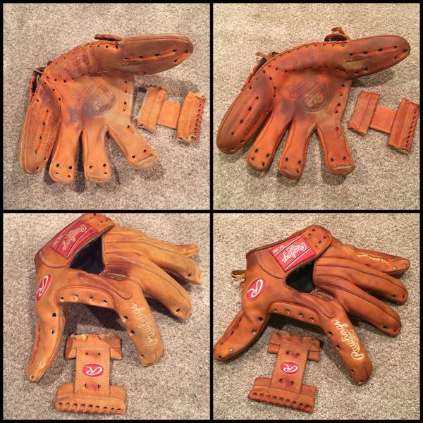 Baseball/Softball glove re-lacing and repair