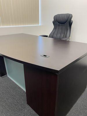 CEO Boss Desk for Sale in Henderson, NV