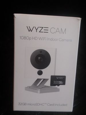 Wyze Cam V2 1080p HD Indoor Wireless Smart Home Camera with Night Vision for Sale in Dallas, TX