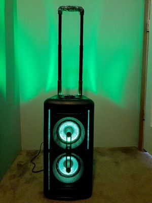 Portable speaker/wireless charger for Sale in Channelview, TX