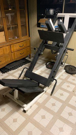 Leg press/ hack squat for Sale in Chicago, IL