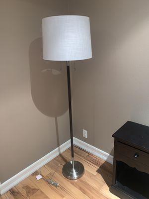 Modern floor lamp for Sale in Yorba Linda, CA
