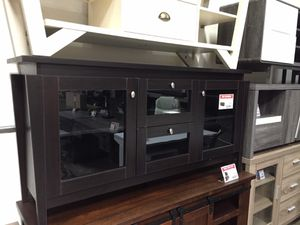 TV Stand for TVs up to 70 inch TV , Red Cocoa for Sale in Santa Fe Springs, CA