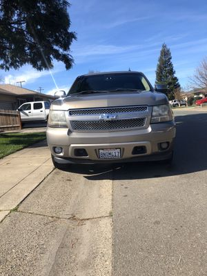 2007 Chevy Tahoe for Sale in Lodi, CA